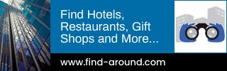 Find hotels, restaurants and more around you.